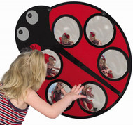 The Children's Factory CF332-569 Lily The Ladybug Mirror