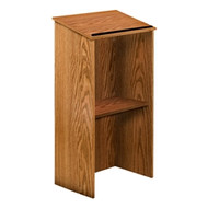 Oklahoma Sound 222 Full Floor Lectern