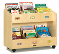 Jonti-Craft 5368JC 6  Section Book Organizer