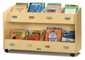 Jonti-Craft 5369JC 8 Section Book Organizer