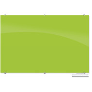 Balt 83844 Visionary Colors Wall Mounted Magnetic Glass Dry Erase Board 3 x 4