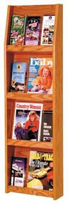 Wooden Mallet LD49-12  Literature Display 12 Pocket