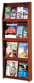 Wooden Mallet LD49-16  Literature Display 16 Pocket