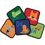 Carpets for Kids 7026 Learning Blocks Kit  26 Blocks 12 x 12 Squares