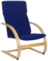 GuideCraft G6490 Blue Teacher Rocker