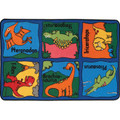 Carpets for Kids 36.44 Dino-mite Rug  3 x 4