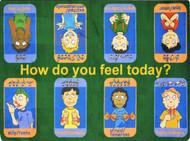 Joy Carpets 1433-C Signs of Emotion Rug 5ft 4in x 7ft 8in