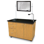 Wisconsin Bench SC8051 Mobile Science Workstation