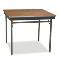 Barricks ML-36-E 36 x 36 Safari Table