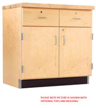 Shain 106-3622M Door and Drawer Base Cabinet