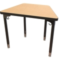 Balt 101331 Large Trapezoid Snap Desk