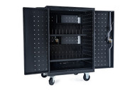 Luxor LLTP24-B Laptop and Tablet Charging Station 24 Devices