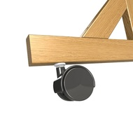 Ghent C4 Casters for Wood Frame Units