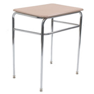 Scholar Craft CDF4000 Adjustable Student Desk 18 x 24 Top
