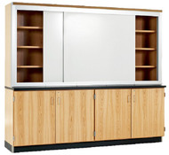 Diversifed LW-8 Knowledge Plus Wall 8 Foot Wide