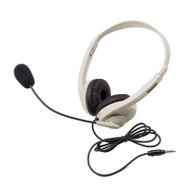 Califone 3064AVT Multimedia Stereo Headset with ToGo Plug
