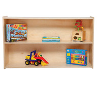 Wood Designs C12600F Contender Shelf Storage