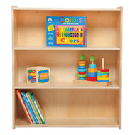 Wood Designs C12936 Contender Bookshelf 33.88 Inches
