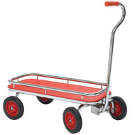 Angeles AFB0700SR Silver Rider Red Wagon