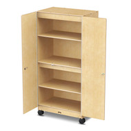 Jonti Craft 5950JCWC Mobile Storage Cabinet