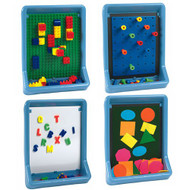 Angeles AFB5830N Universal 4 Pack Activity Panels