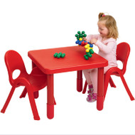 Angeles AB715202 Value Chair and Table Square Set