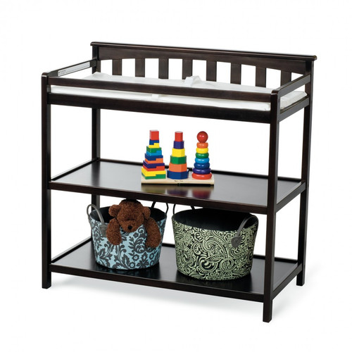 child craft f01116 changing table save on the child. Black Bedroom Furniture Sets. Home Design Ideas