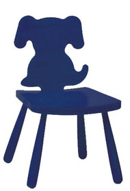 Gressco Y2011217 Dog Beech Wood Chair 12 Inch Height