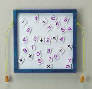 Gressco Y1061803 Numbers Magnetic Wall Game