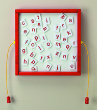 Gressco Y1061802 Letters Word Magnetic Game