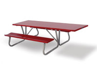 P3096H Handicap Accessible Deluxe Picnic Table 30 x 96