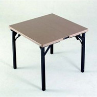Southern Aluminum A3636PIF Card Table wth Individual Folding Legs 36x36 Inch