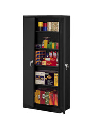 Tennsco 1870 Deluxe Storage Cabinet with 5 Openings 36x18x78