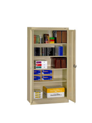 Tennsco 1470RH Standard Cabinet with Recessed Handle 36x18x72