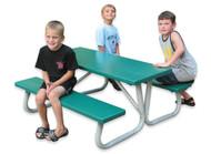 Southern Aluminum P2472L Children's Picnic Table 24 x 72