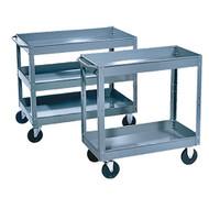 Debcor AR2-1630 Art Cart with 2 Extra Deep Shelves 16x30