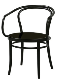 Grand Rapids Chair B030A-VEN Bentwood Classic Wood Arm Chair