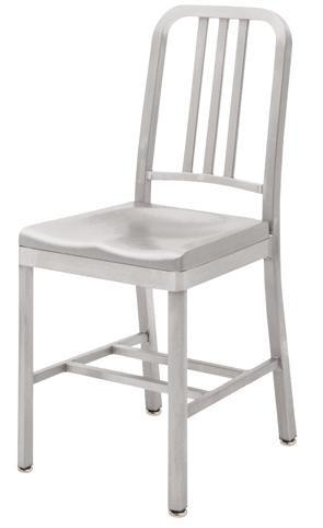 Grand Rapids Chair 850 Siren Aluminum Chair