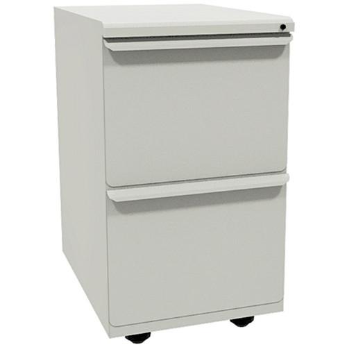 Marvel ZSMPFF23 Zapf 2 Drawer Mobile Pedestal File Cabinet 15x23