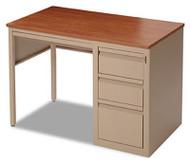 Norix Furniture TNT6032 Pedestal Desk 42x24