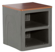 Norix Furniture ATN255 Deluxe Nightstand