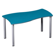 Russwood PT-ALP-270C Palette Alpha Table Fixed Height
