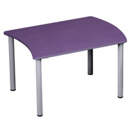 Russwood PT-COM-270C Palette Comet Table Fixed Height