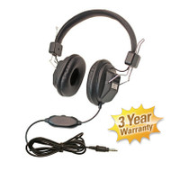 1535BK-10L Kids Wired Headset Set of 10