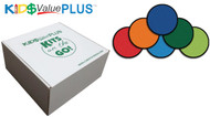 9240 Value Plus 24 Pack Round Kits On The Go Carpets 16 inch