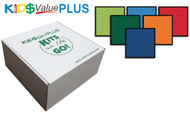 9242 Value Plus 24 Pack Square Kits On The Go Carpets 16 inch