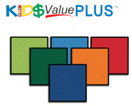 9122 Value Plus 12 Pack Square Kits On The Go Carpets 16 inch
