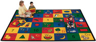 1312 Premium Collection Block of Fun Rug 8 X 11