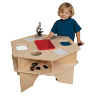 WD93021 Deluxe Science Activity Table