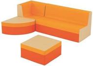 Wesco 42752 Basic Corner Sofa Kit